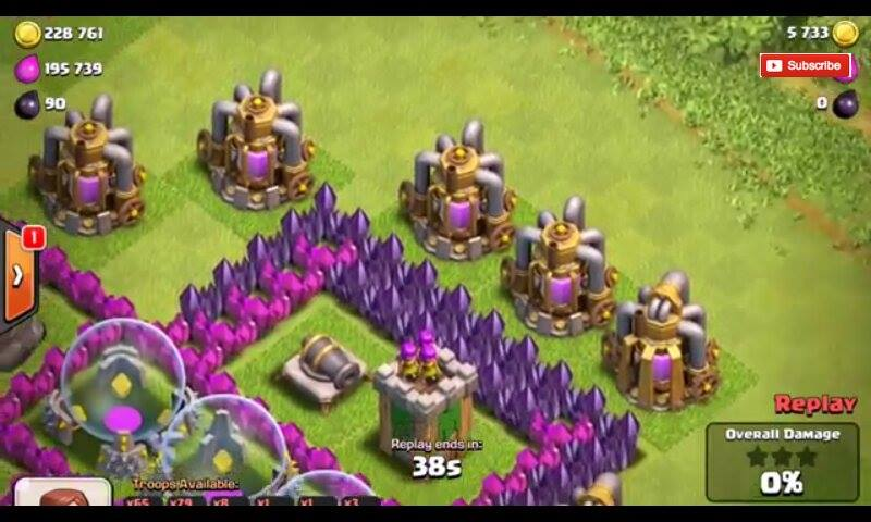 Here's another one. elixir collectors are quite full and the storages are empty.